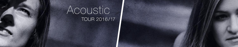 Linda Rum & Rabea Acoustic Tour 2016/17