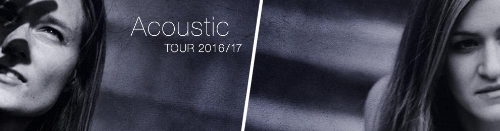 Acoustic Tour 2016/17
